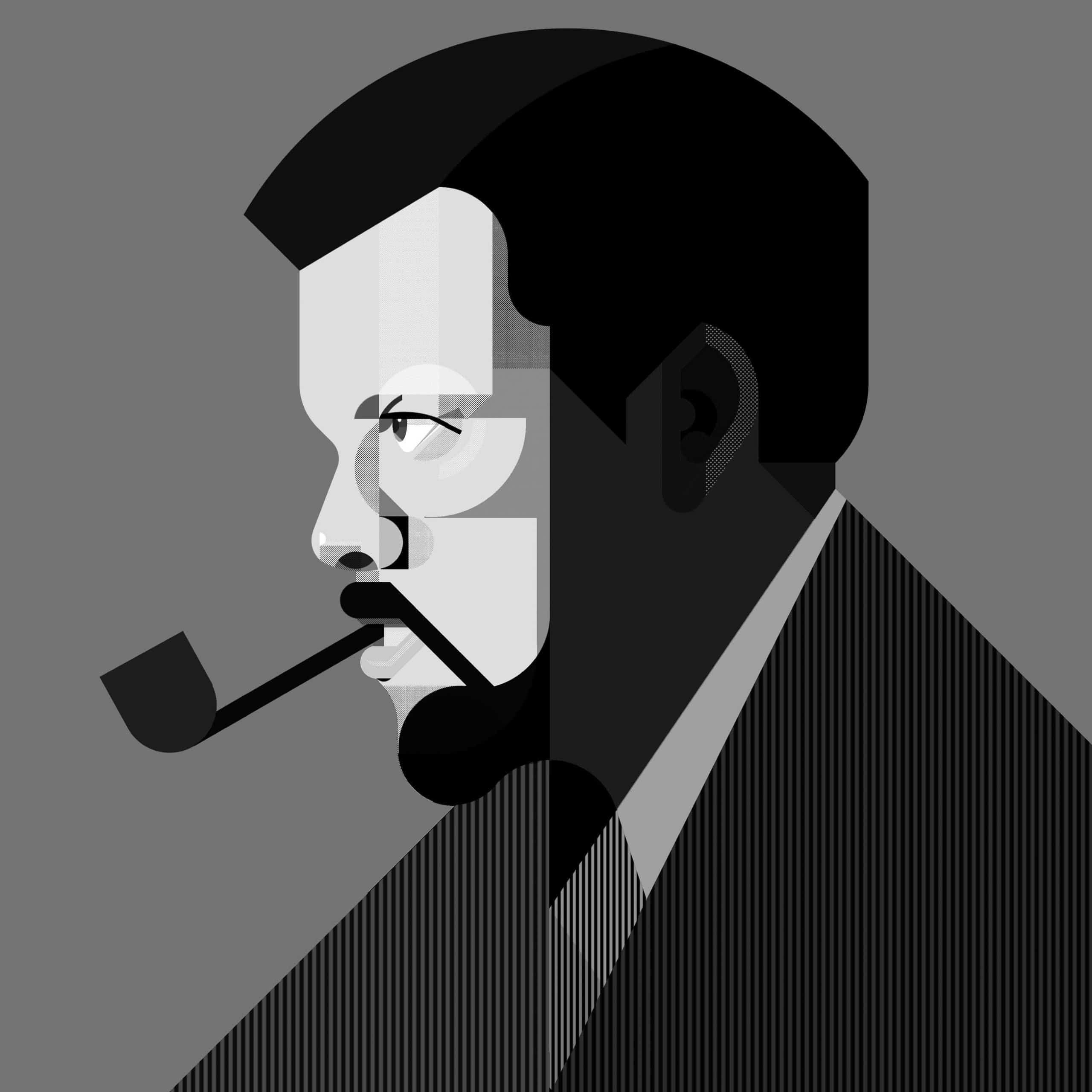 Orson-Welles-illustration-portrait-alice-iuri