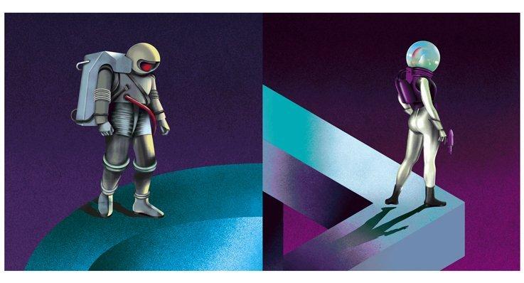 oltre-lo-specchio-editorial-illustration-detail-alice-iuri