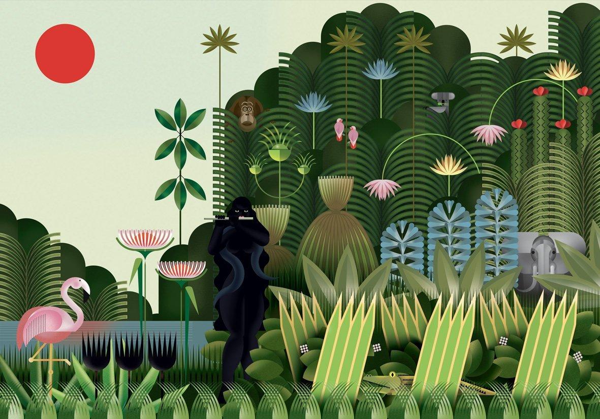 Alice-iuri-henri-rousseau-illustration